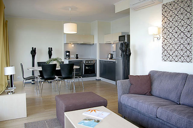 Бяла Бийч Резорт - 1-bedroom apartment